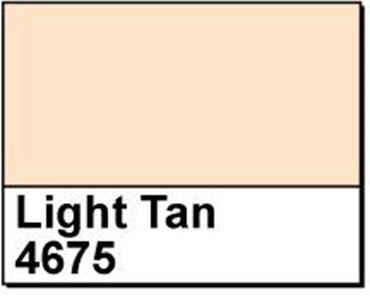 "Picture of 4"" X 6"" Thermal Transfer Labels, Light Tan 4675, 3"" Core"